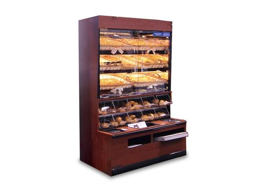 Pastry and Bagel Wall Case