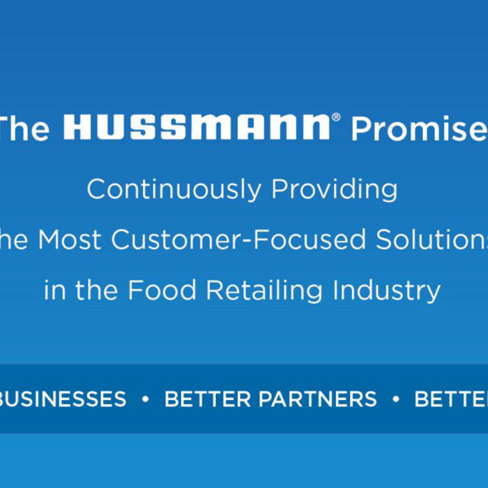 The Hussmann Promise